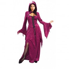 Burgundy Gothic Maiden - STD - 36/42