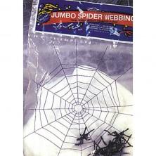 Pavoučí síť 60gr+4pavouci