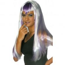 Purple Chill - karnevalová paruka
