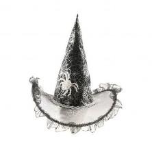 Čarodějnický klobouk průhledný