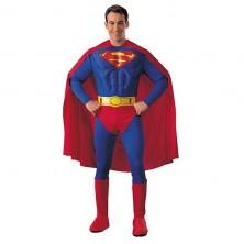 Superman - licenční kostým pro dospělé