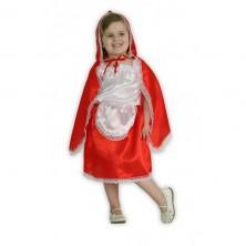 Červená karkulka - karnevalový kostým