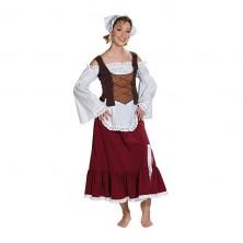 Trhovkyně - kostým