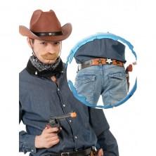 Kovbojský pás (bez pistole)
