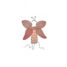 Set motýl - růžový