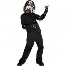 Halloween punk kostým