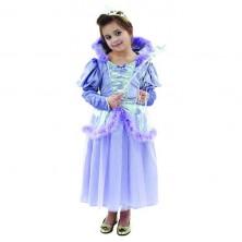 Karnevalový kostým Levandulová princezna S