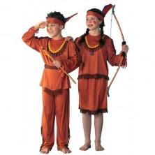 Indiánka - kostým - 116