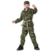 Voják - kostým na karneval