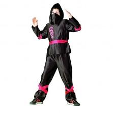 Ninja red - kostým - 164
