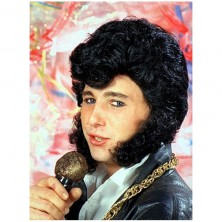 Elvis - karnevalová paruka