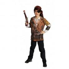 Tričko s potiskem pirát