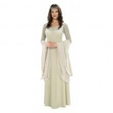 Královské šaty Arwen - licenční kostým