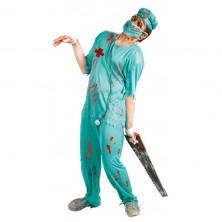 Kostým chirurg - ZOMBIE