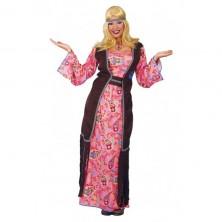Hippie - dámský dlouhý kostým