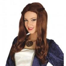 Paruka středověká dáma