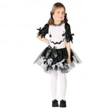 Dívčí šaty TUTU duch