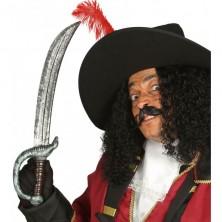 Pirátská šavle 52 cm