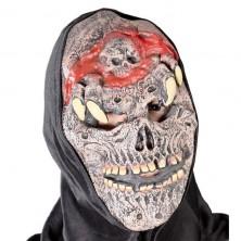 Maska s kapucí - mrtvola s mozkem