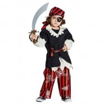 Pirát dětský kostým