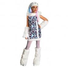 Kostým Abbey Bominable - licenční kostým - M 5 - 7 roků