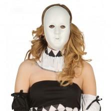 Maska plast dekorační