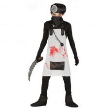 Kostým doktor krev