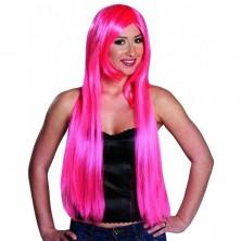 Paruka Jessica neon-pink