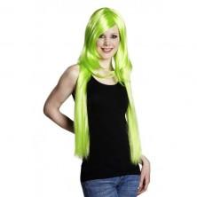 Paruka Jessica neon-gruen