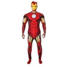 Iron Man Deluxe - licenční kostým