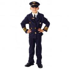 Kostým pilot - 10 - 12 roků