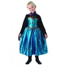 Elsa Coronation Dress Frozen Child - korunovační kostým - MD 5 - 6 roků