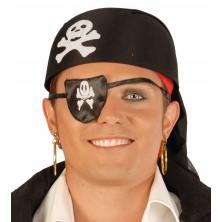 Pirátská čepička se smrtkou
