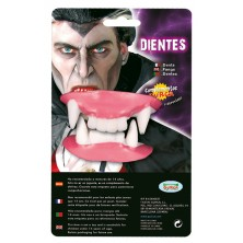 Latexové zuby upíří