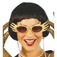 Brýle zlaté - ruce