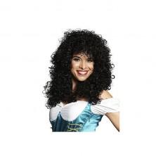 Paruka Angelika černá