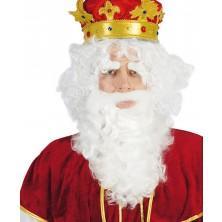 Král - vousy