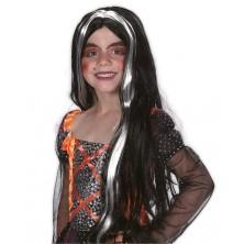 Dětská paruka čarodějnice