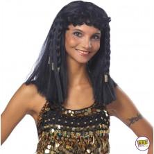 Paruka Leila černá