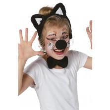 Dětský set kočička