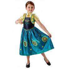 Šaty princezna Anna Ledové Království - LD 7 - 8 roků