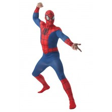 Spiderman Deluxe Adult - XL 54 - 56