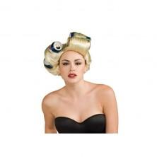 Lady Gaga Soda Can Wig - licenční paruka