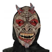 Maska satana s rohy