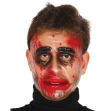 Maska průhledná - muž