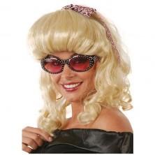 Paruka 60-tá léta blond