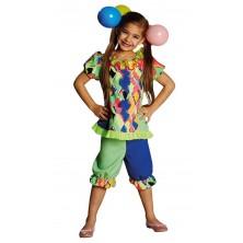 Klaun dívčí kostým