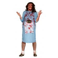 Zombie - těhotná žena