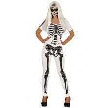 Skeleton - dámský kostým