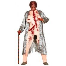Bláznivá bába - zombie